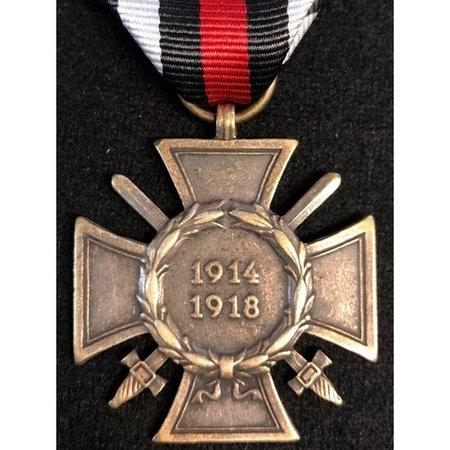 Hindenburg kruis medaille