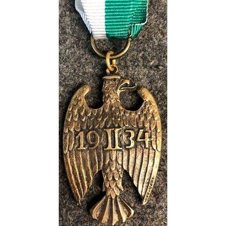 Landwehr medaille