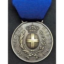 Military valor medal