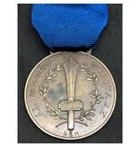 Italiaanse Sociale Republiek militaire moed medaille