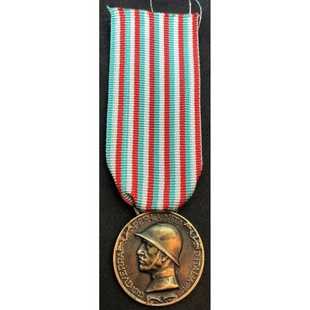 Italy-Austria Hungary war 1915 medal gold