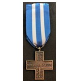 Italian war service RI medal