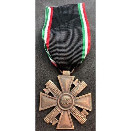 MVSN lange dienst medaille