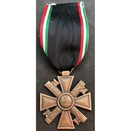 MVSN long service medal