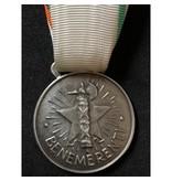 Italian red cross medal