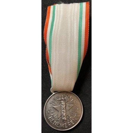 Italiaanse rode kruis medaille