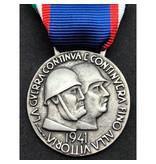 Rome-Berlin axis medal