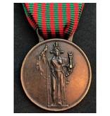 Anti-fascisme oorlog 1940-1943 medaille