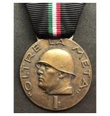 Blackshirts medal