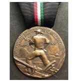 Zwarthemden arbeiders medaille
