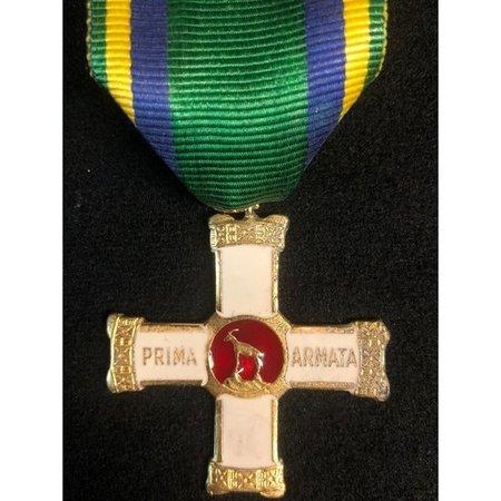 Herdenkingskruis 1ᵉ leger medaille