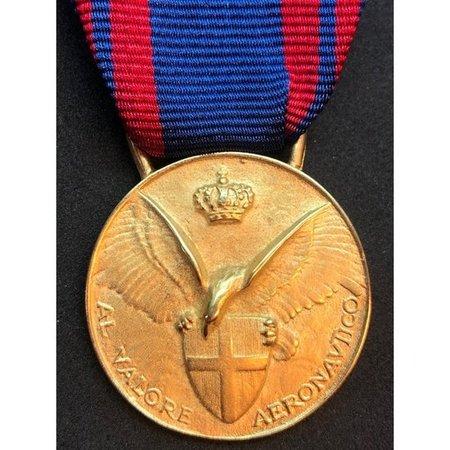 Italiaanse luchtmacht medaille goud