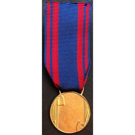 Italian air force medal gold