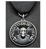 Musketeers of Mussolini medal
