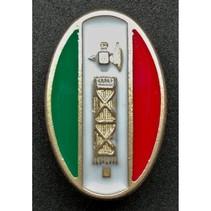 PNF nationale fascistische partij leden badge