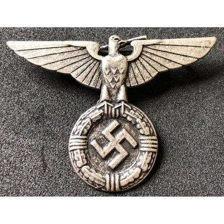 NSDAP political leader cap badge