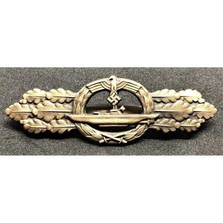 U-boot badge bronze