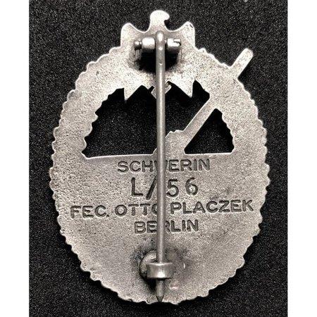 coastal artillery badge
