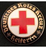 Nazi rode kruis lid badge