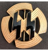 SS sport badge gold