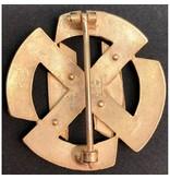 SS bekwaamheid badge goud