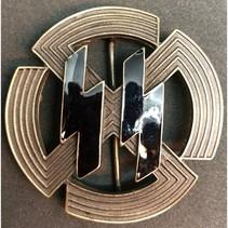 SS sport badge bronze