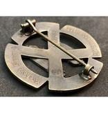 SS bekwaamheid badge brons
