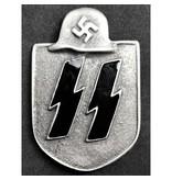 Waffen SS schild badge