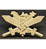 Nazi Duitsland trainingsbadge goud