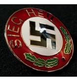 Sieg Heil badge