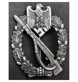 Infantry assault badge silver