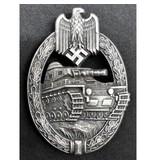 Panzer divisie badge zilver