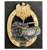 Panzer divisie 100 assaults elite badge