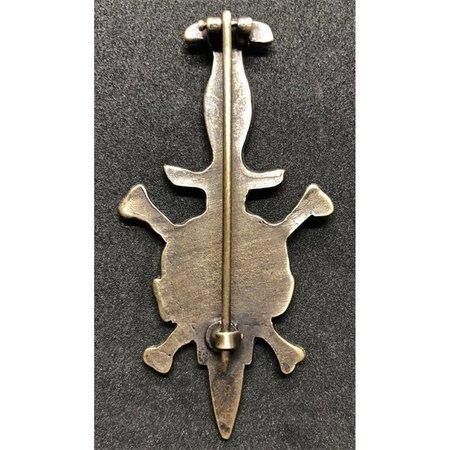 Wehrmacht aanvals badge
