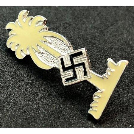 Afrika Korps badge yellow