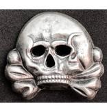 Totenkopf cap badge type 3