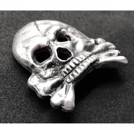 Totenkopf cap badge type 4