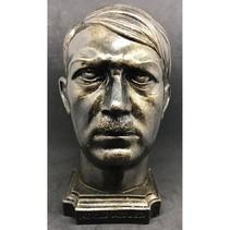 Adolf Hitler hoofd beeld brons