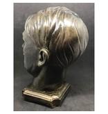 Adolf Hitler head statue bronze