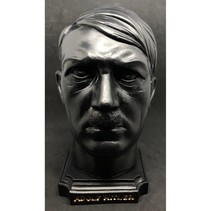 Adolf Hitler head statue