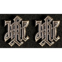 SS Leibstandarte Adolf Hitler insigne zilver