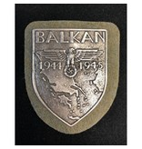 Balkan 1944-1945 schild