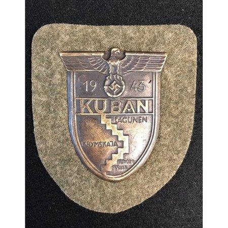 Kuban 1943 schild