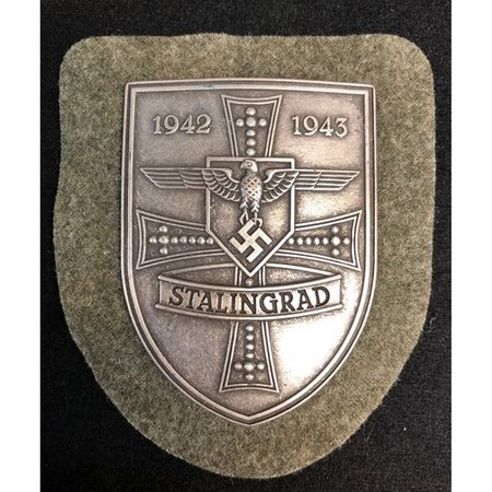 Stalingrad schild