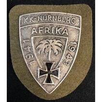 KK Nürnberg Afrika schild