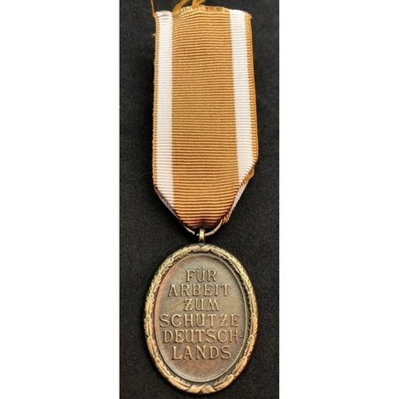 Westfront medaille