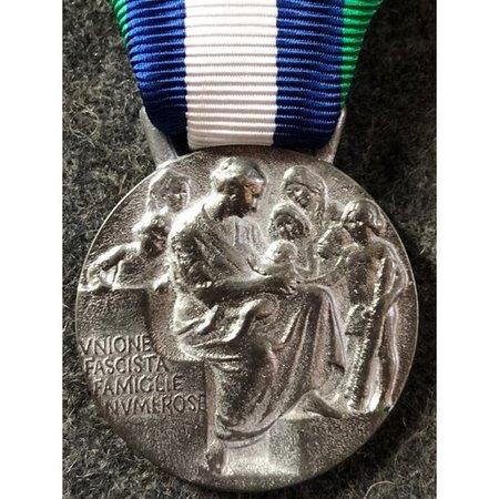 Moeder eren medaille