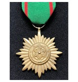 Ostvolk medaille 2ᵉ Klasse goud