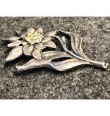 Edelweiss pet badge WO1