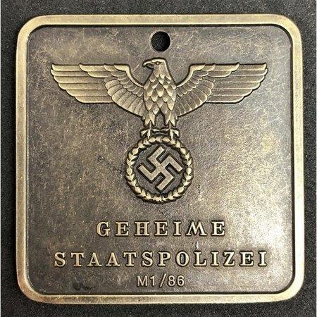 SS ID tag